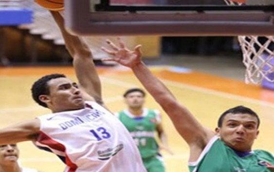 República Dominicana avanza a Centrobasket U17