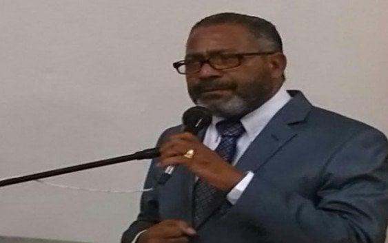 Alcalde Villa González proclama ha llegado al 80% del municipio