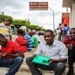 Hospitalizados haitianos fueron tiroteados en Brasil