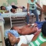 105 estudiantes intoxicados tras ingerir almuerzo escolar