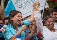 Venezuela: impiden LIDER opositora inscriba candidatura