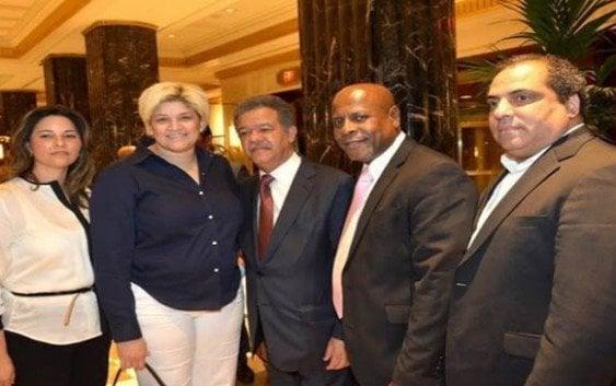 Leonel llama en Estados Unidos a integrarse a reelección