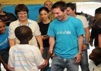Lionel Messi dona 486 a Unicef; anciana pone su nombre a ternero