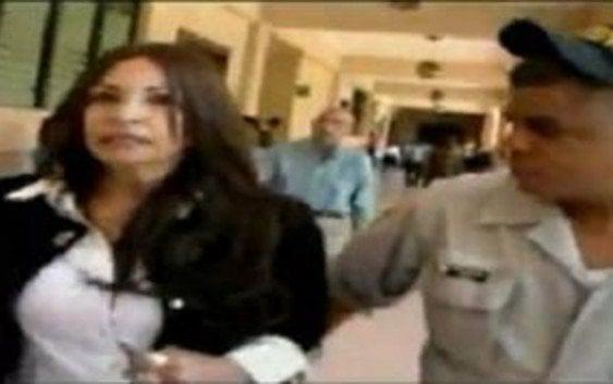 Envían a prisión dirigente PRM tras protagonizar escándalo en audiencia