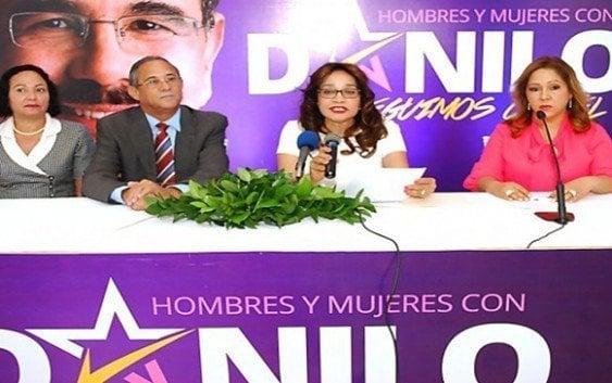 Mujeres y Hombres con Danilo anuncia programa