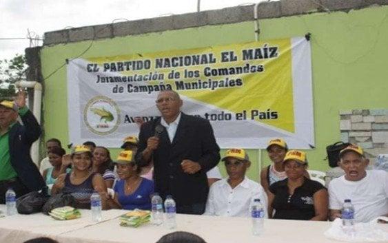 Partido Nacional el Maíz juramenta mujeres