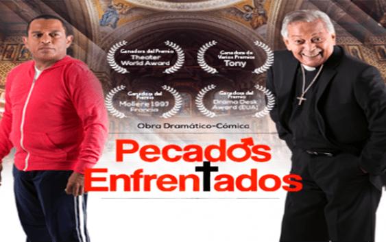 A partir del 4 de septiembre obra teatral «Pecados enfrentados»