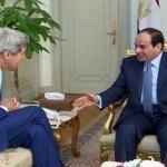 La diplomacia de Washington en Egipto