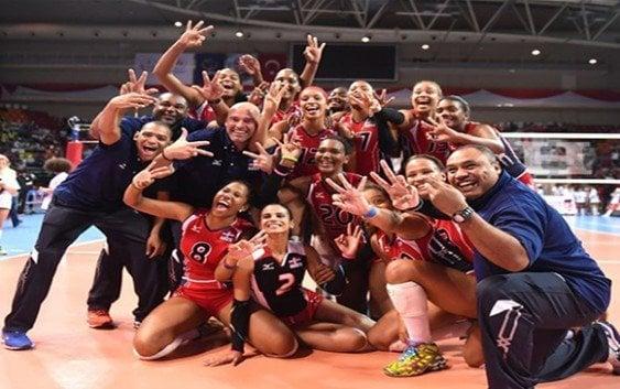 Voleibol femenino gana bronce de forma espectacular en Mundial