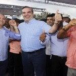 Diputado Azua PLD Víctor Sánchez respalda candidatura Luis Abinader