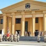 Eucaristía por aniversario Academia Militar