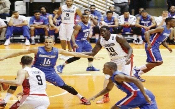 Canadá descarta a Dominicana para Juegos Olímpicos