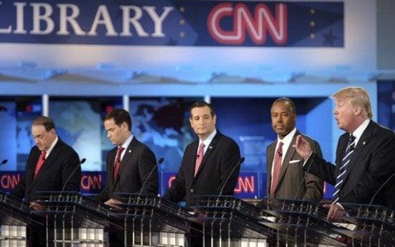Recién llegados política se imponen campaña Estados Unidos