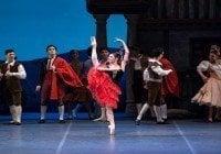 Inició novena gala benéfica estrellas de la danza mundial