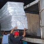 Gobierno acude por ante afectados tormenta Erika