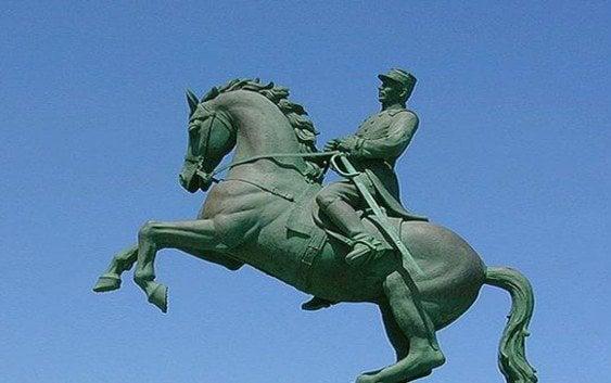 Ministerio de Defensa conmemora el 175 aniversario Gregorio Luperón.