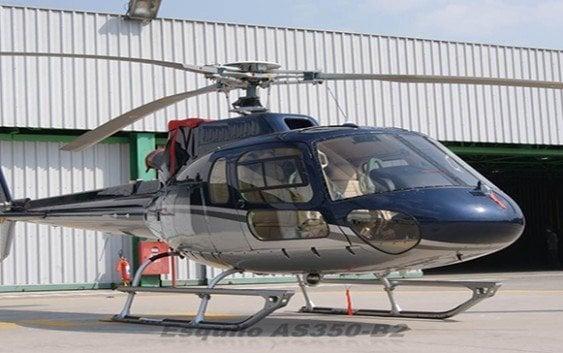 Confirma helicóptero se precipita próximo al Faro a Colón