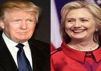 Hillary acusa a Trump de irrespetar y desdeñar la mujer