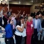 Juramentan en Miami sector OLA de ultramar con Abinader
