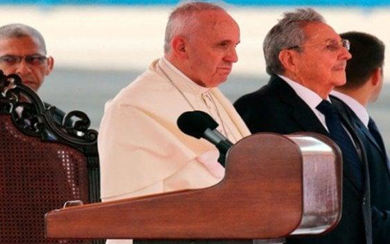 Papa Francisco: Proceso normalización entre Cuba y EE.UU. es ejemplo reconciliación