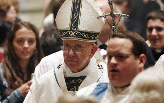Papa les habló a los inmigrantes; En 2 minutos agotaron 10 mil entradas