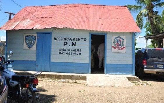 Arrestan tres haitianos por violación mujer Hatillo Palma
