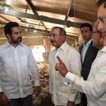 Pollo Cibao inaugura planta producirá pollos en ambiente controlado