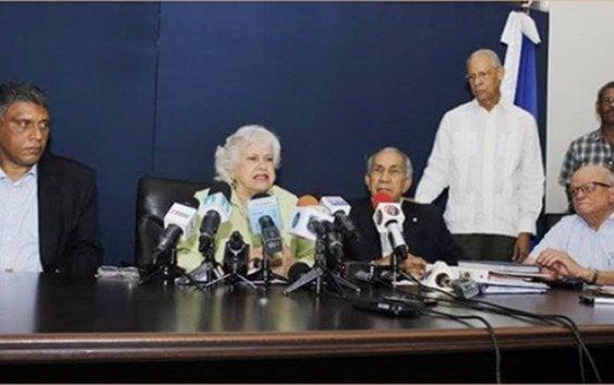 PRM anuncia celebración primarias elegir candidatos
