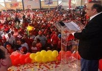 PRSC niega jóvenes juramentados por Miguel Vargas sean de ese partido: Exigen JCE haga cumplir ley