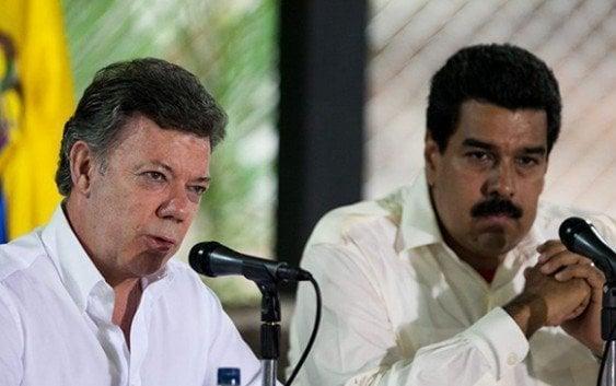 Acosado por la impopularidad, Maduro juega a la guerra