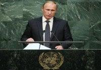 Rusia incluye el matrimonio sea sólo heterosexual y a Dios en su Constitución