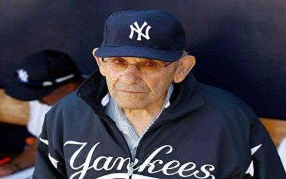 Fallece legendario cátcher de los Yankees de New York Yogi Berra