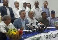 Abinader cancela a Leonardo Faña del Instituto Agrario Dominicano y designa a Francisco García
