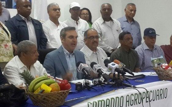 Abinader anticipa 7 medidas rescatarían producción agropecuaria