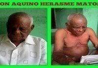 5 mil pesitos al mes, 95 años de edad y 70 como servidor público