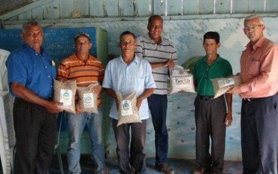 Gobierno entregó semillas café certificadas productores afectados roya