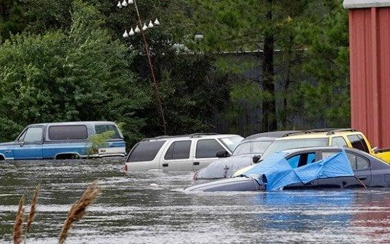 Inundaciones dejan nueve muertos en Carolina del Sur