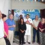 Centro Médico Bournigal entrega vivienda a colaborada