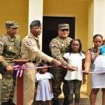 Comandante General del Ejército entregó vivienda