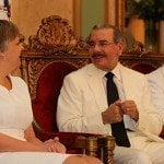 Presidente recibió cartas credenciales de nuevos embajadores