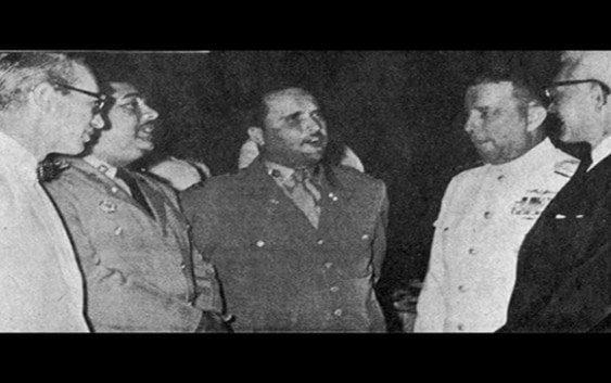 El golpe de estado de Juan Bosch