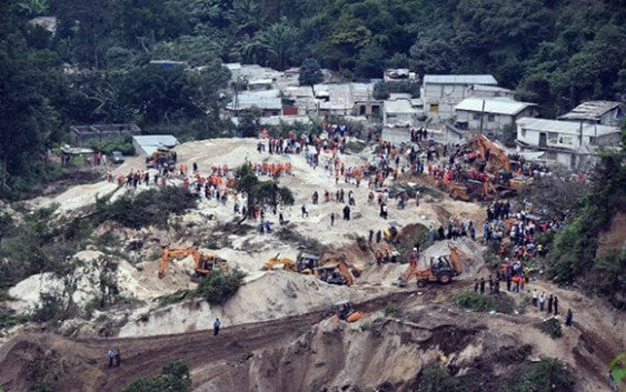Tragedia en Guatemala ya cobra 30 muertes