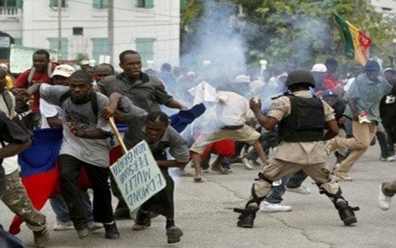 Salvajismo deja de 25 muertos pre-elecciones de Haití