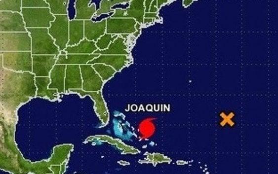 Huracán Joaquín próximo a Bahamas; Rumbo a costa este EE.UU.