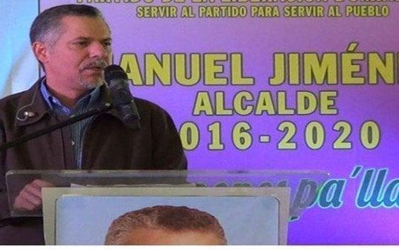 Manuel Jiménez dice es coherente renunciaré y seré candidato