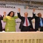 Minou será candidata Alianza por la Democracia y Opción Democrática