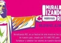 40 artistas plásticos pintaran murales en Puerto Plata