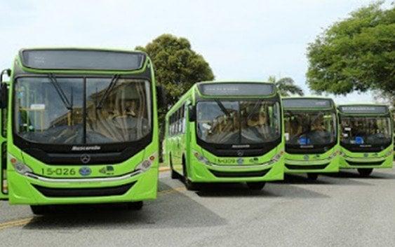 OMSA adquiere 100 autobuses