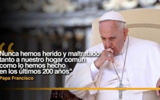 El Papa, la casa común y los movimientos sociales de cara al drama socio-ambiental dominicano