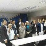 Ex-presidente Santo Amado y directiva PRD Higuey se juramentan PRM